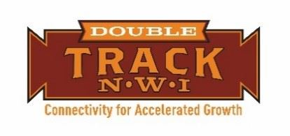 NICTD Double Track NWI Logo